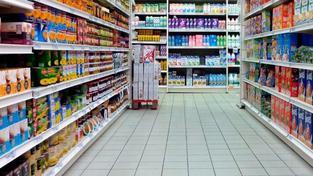 Por décimo mes consecutivo se desplomaron las ventas en los supermercados