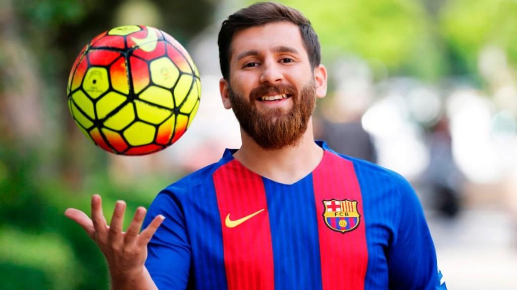Insólito: acusan a un iraní de usar su parecido con Messi para obtener favores sexuales