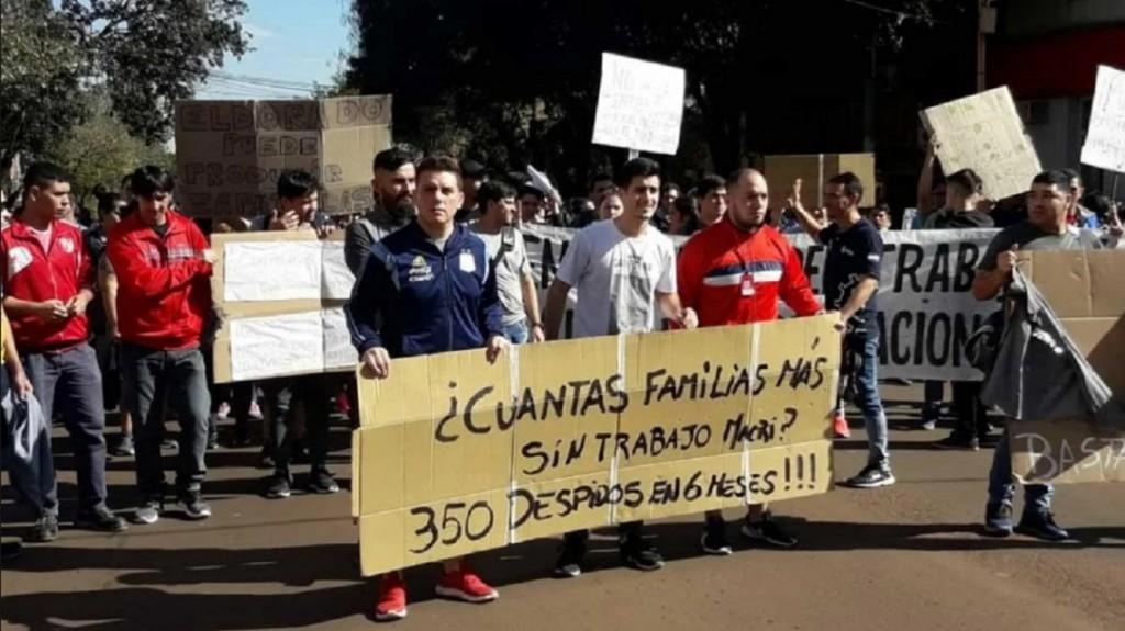 Subsidiaria de Nike despidió a 90 trabajadores en Misiones por la caída de ventas