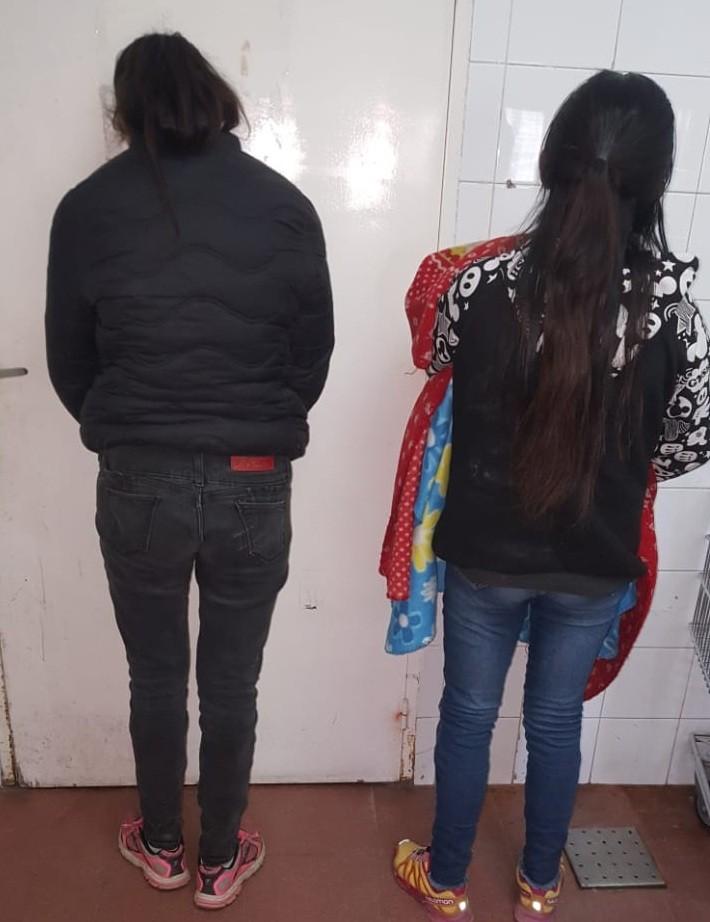 San Luis: una mujer y una adolescente fueron demoradas por sustraer elementos de un supermercado