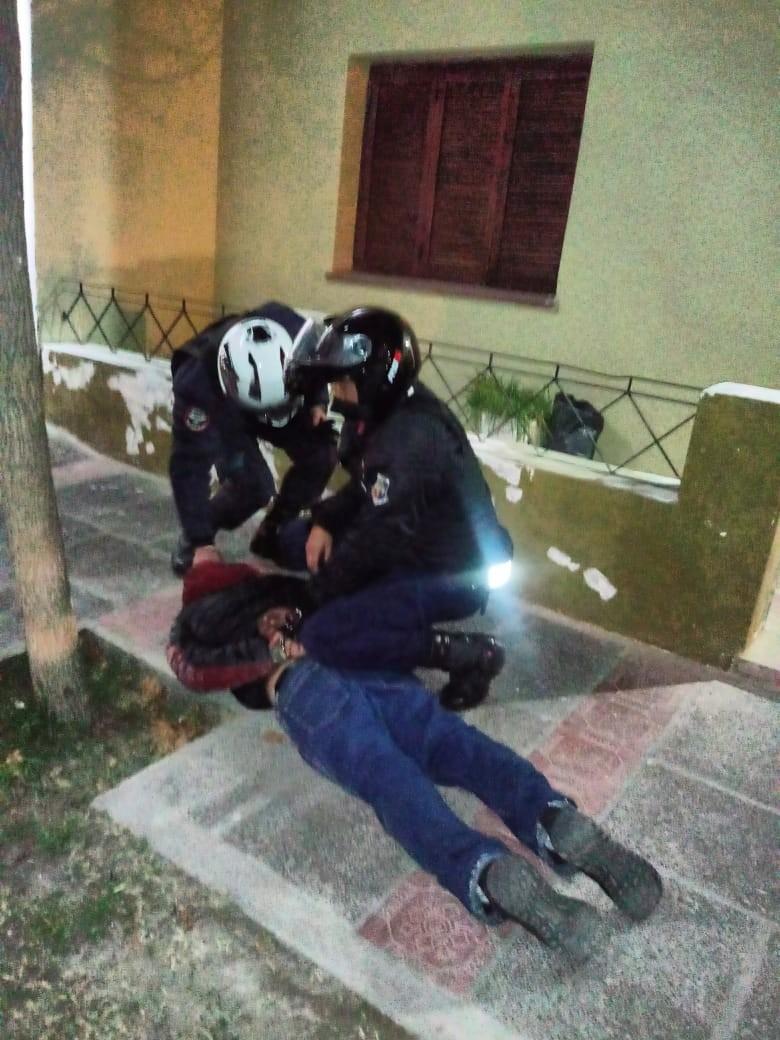 San Luis: detuvieron a un hombre que intentó robar una motocicleta