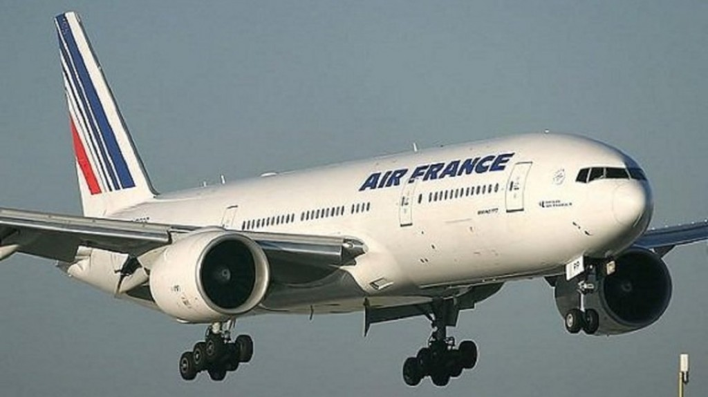 Amenaza de bomba en un avión de Air France antes de su despegue en Ezeiza