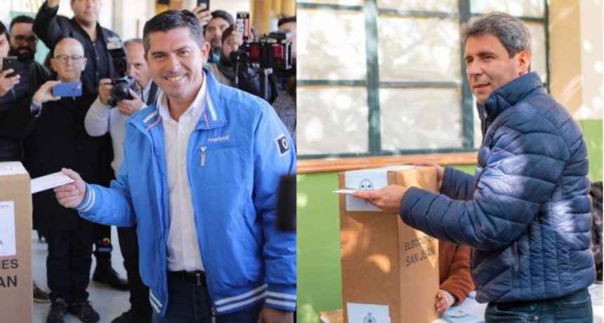 Uñac le saca más de 20 puntos al candidato de Macri y es reelecto en San Juan
