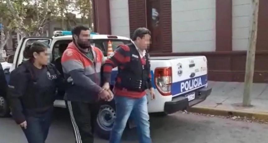 San Luis: abusó de su hijastra, se fugó y fue detenido