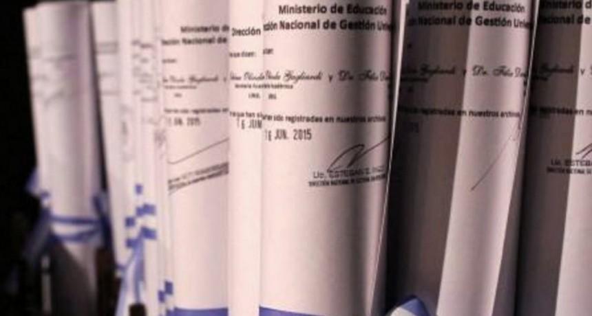 Los títulos nacionales tendrán validez en otros países del MERCOSUR