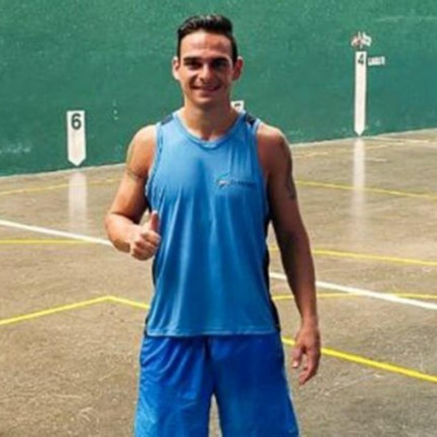 """Alfredo Villegas se prepara para viajar a los Juegos Panamericanos """"Lima 2019"""""""