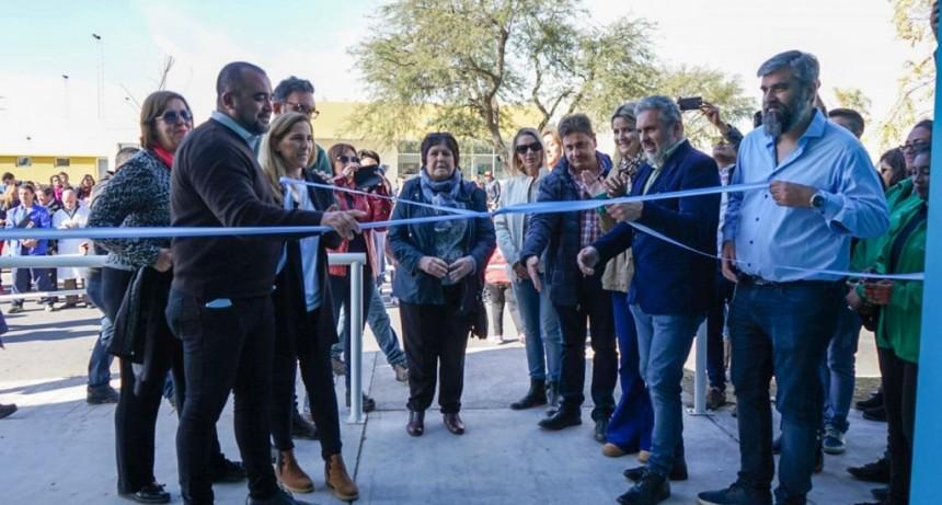 El Parque La Pedrera ya cuenta con un Centro de Equinoterapia y una delegación de la Policía Montada