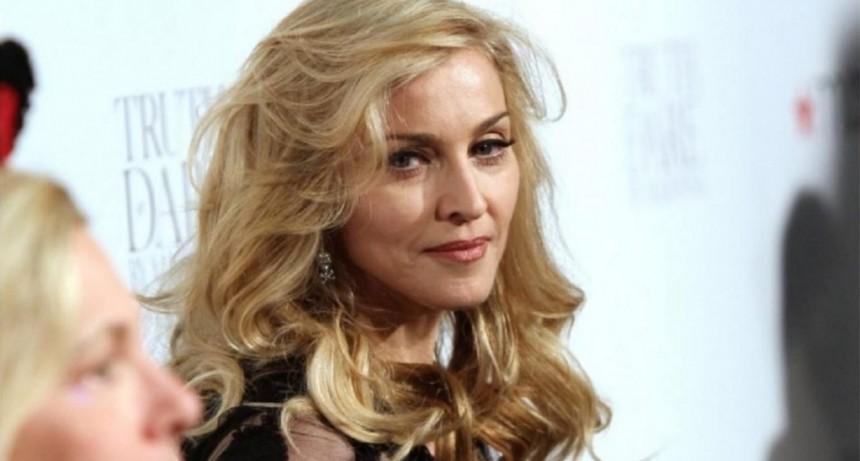 Madonna reveló que fue acosada sexualmente por Harvey Weinstein