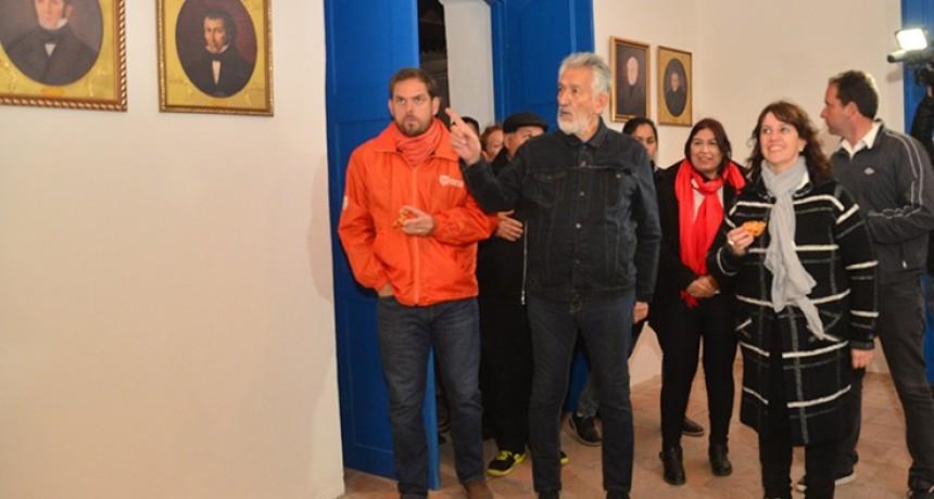 El gobernador reinauguró la réplica de la Casa de Tucumán y habilitó el anillo contra incendios
