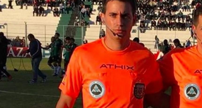 El comunicado oficial de Newell's por la tentativa de abuso del árbitro Martín Bustos en sus inferiores 07 de junio de