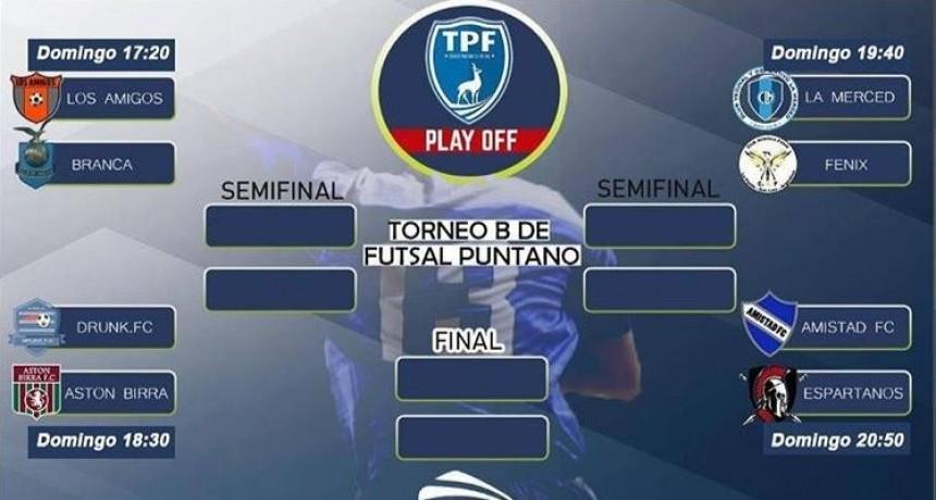 Comienzan los PlayOff del Futsal
