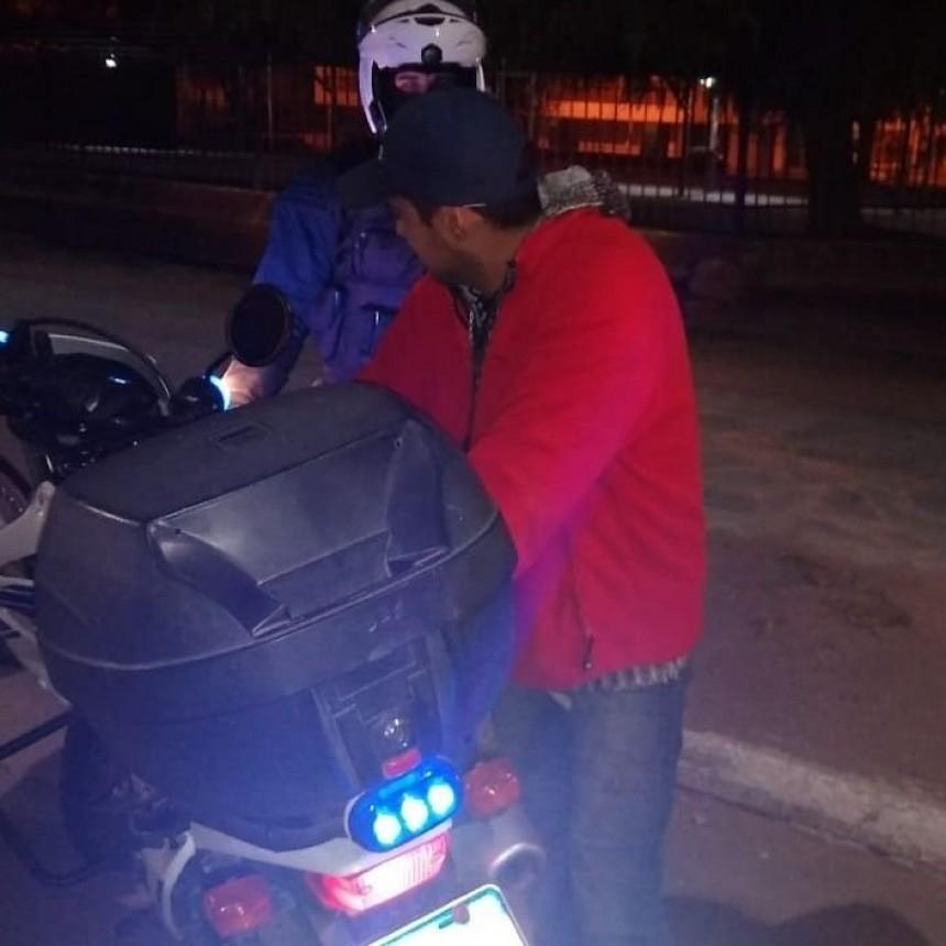 San Luis: un hombre fue detenido cuando intentaba robar un Food Truck