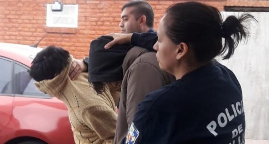 San Luis: Una pareja fue enviada a prisión por robo