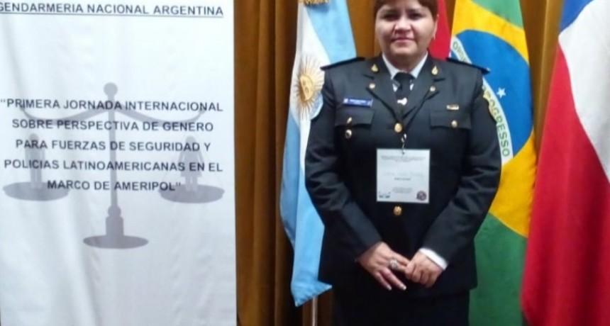 La Policía de San Luis participa de las jornadas internacionales sobre Perspectiva de Género