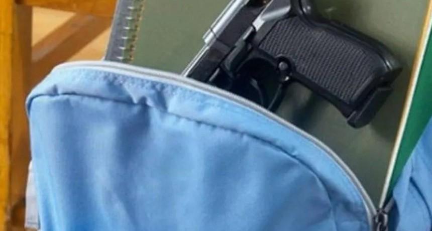 Pánico por alumno armado que amenazó a sus compañeros por Instagram