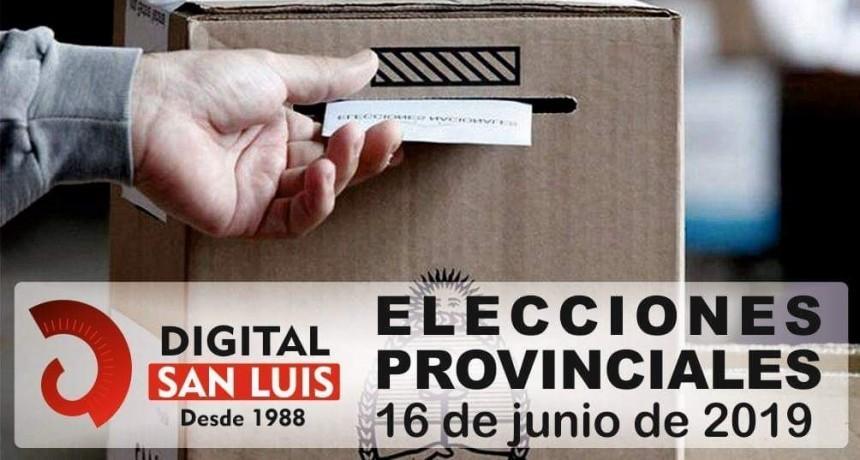 Seguí la cobertura de las elecciones provinciales en vivo por Radio Digital San Luis