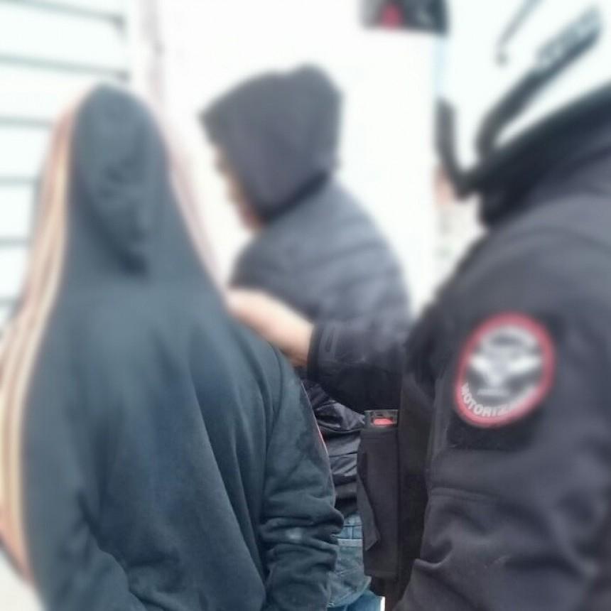 San Luis: dos adolescentes fueron demorados luego de asaltar a una mujer