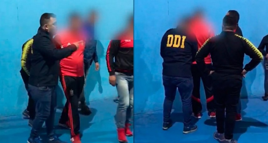 Detuvieron a uno de los jefes de la barra de Estudiantes por homicidio