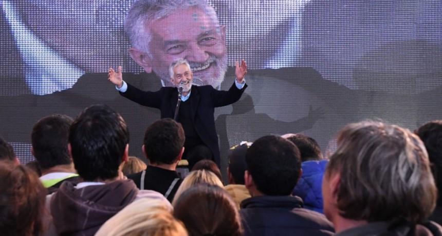 Alberto Rodríguez Saá ganó y consiguió la reelección