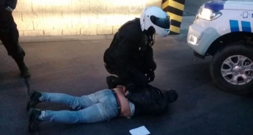 San Luis: intentaron robar la distribuidora Ferrero