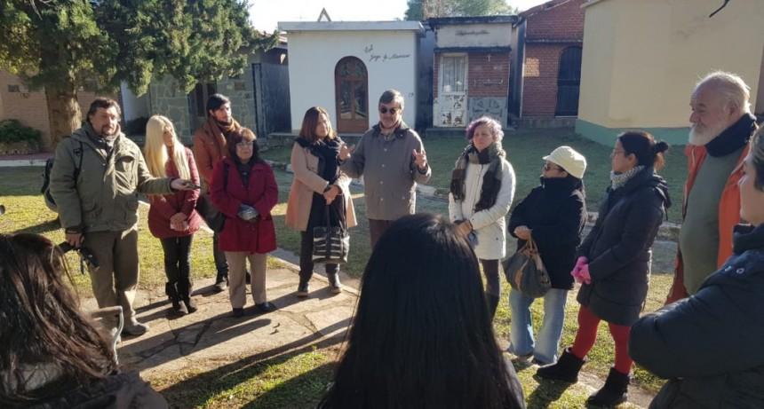 Actividades por el aniversario del fallecimiento de Antonio Esteban Agüero