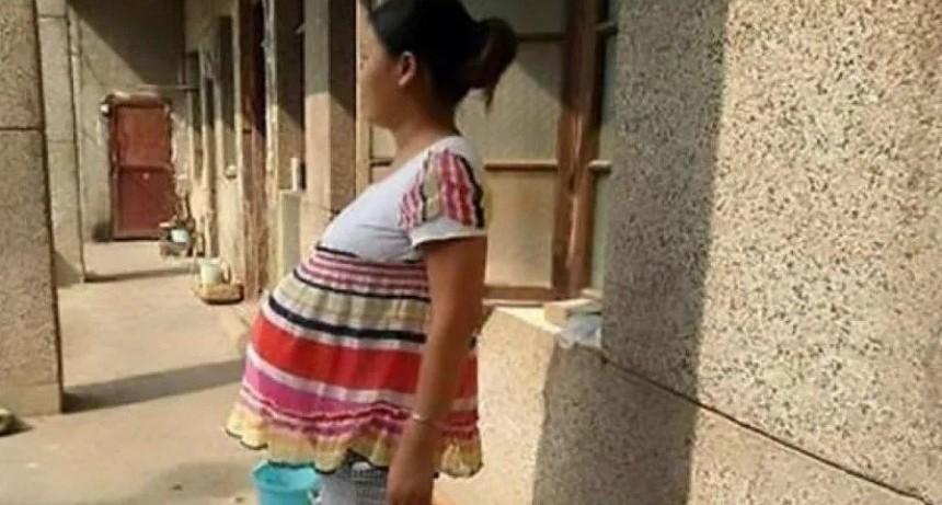 Empujó a su esposa embarazada desde acantilado por insólito motivo