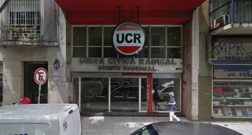 La UCR no tendrá un candidato a Presidente ni vice por primera vez desde su creación
