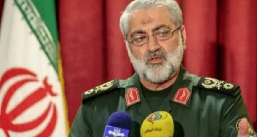 Irán dice que está preparado para recibir y contrarrestar un ataque yanqui