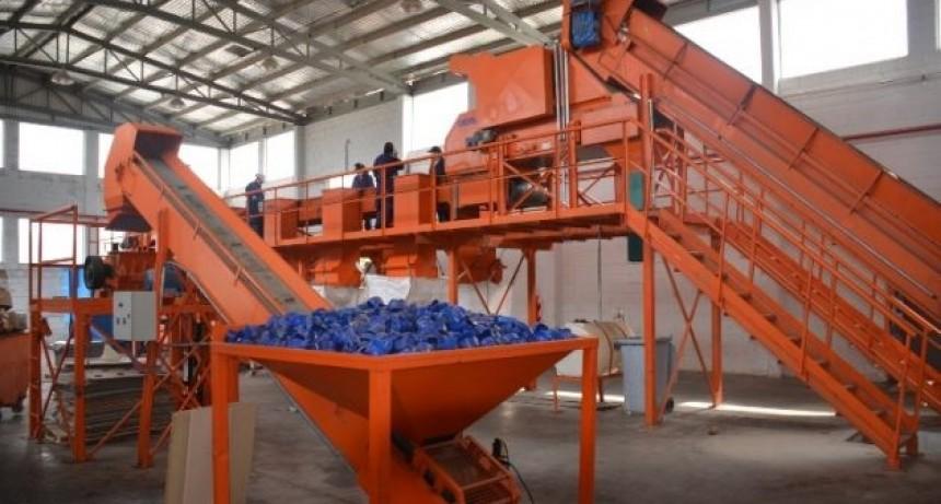 Las cuatro Plantas de Tratamiento de Residuos provinciales recibieron el certificado ambiental