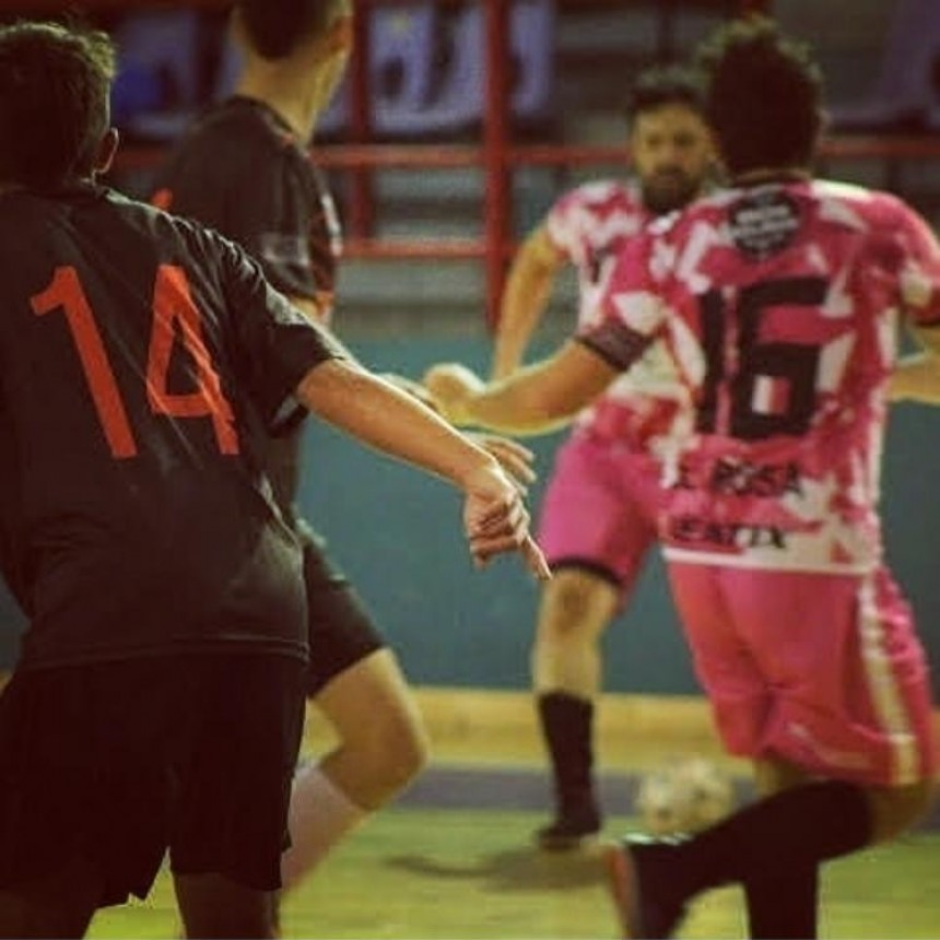 Futsal: Resultados de la fecha N°14