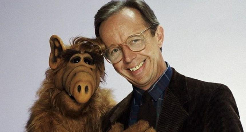 Murió Max Wright, el padre de Alf