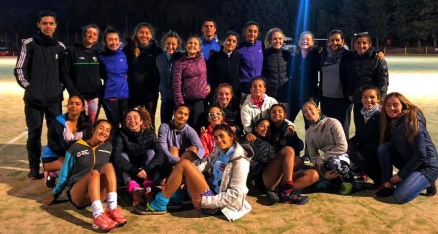 Las elegidas para representar a San Luis en el Regional Sub16