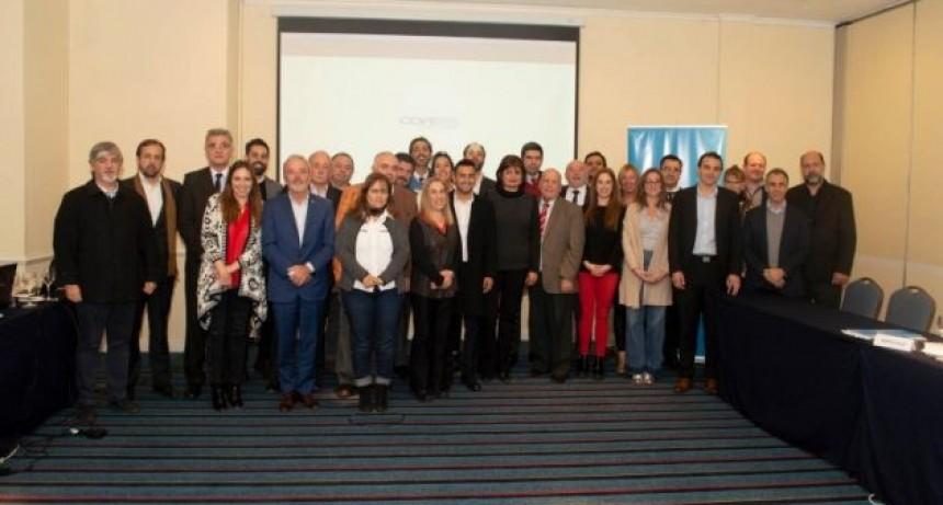 San Luis participó de una nueva reunión del COFEMA