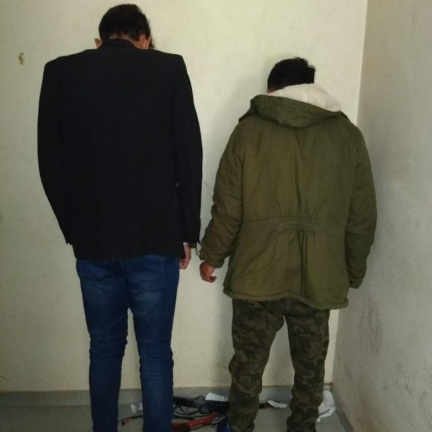 San Luis: dos estafadores fueron detenidos
