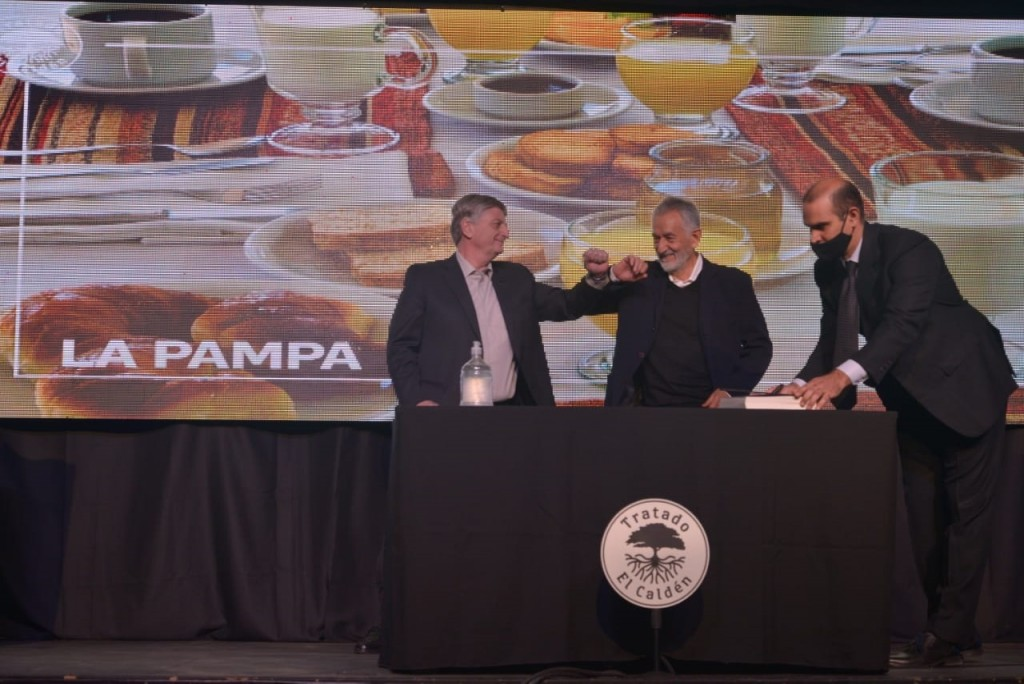 San Luis y La Pampa crearon un corredor de libre circulación entre ambas provincias