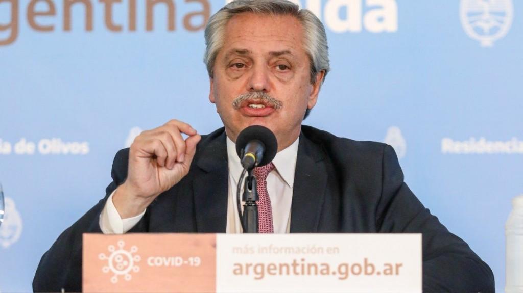 Alberto Fernández anuncia que el Estado asume el control de Vicentin