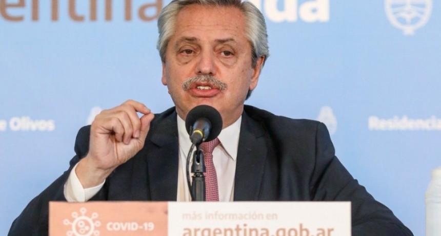 Alberto Fernández sobre Vicentin: