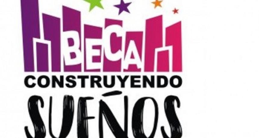 """Beca """"Construyendo Sueños"""": este martes se deposita el beneficio correspondiente a junio"""