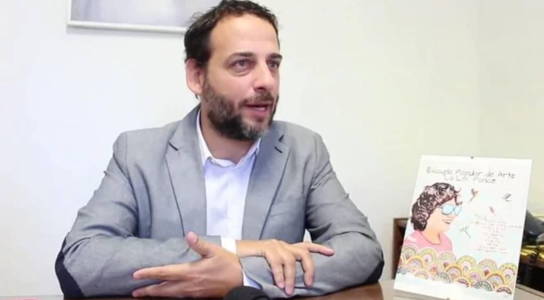 Luis Macagno, presidente de   Energía San Luis: