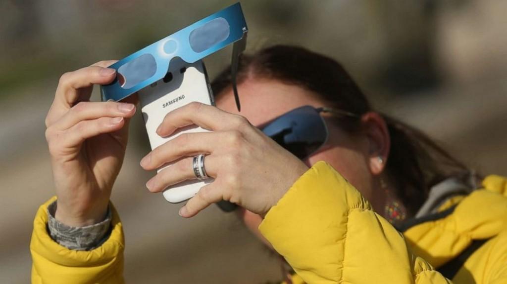 Consejos para sacar las mejores fotos del eclipse solar