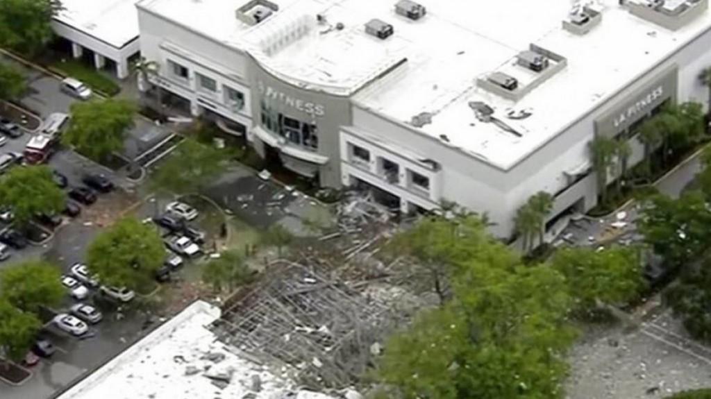 Fuerte explosión en shopping de Florida, Estados Unidos: hay varios heridos