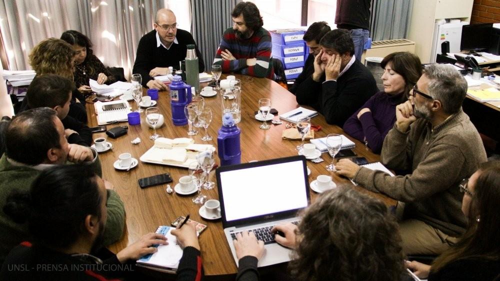 La UNSL normaliza la liquidación de haberes de los docentes universitarios