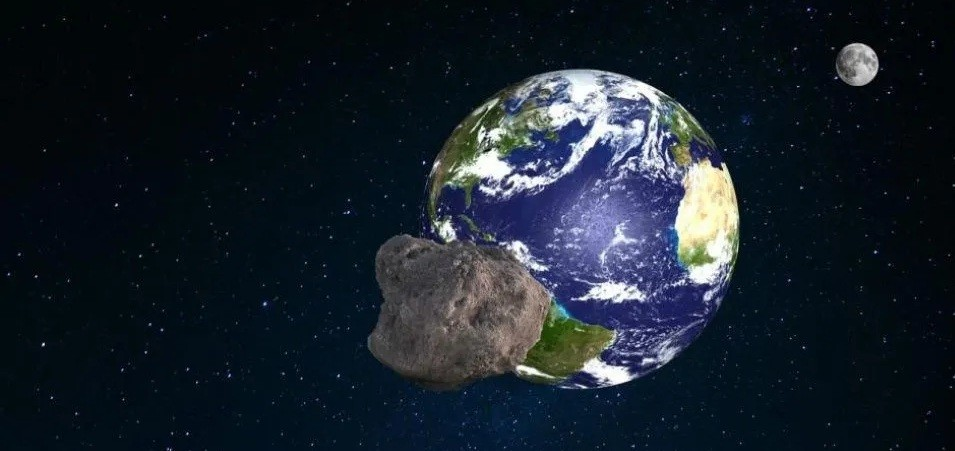 Enorme asteroide amenaza con chocar a la tierra el próximo 26 de julio