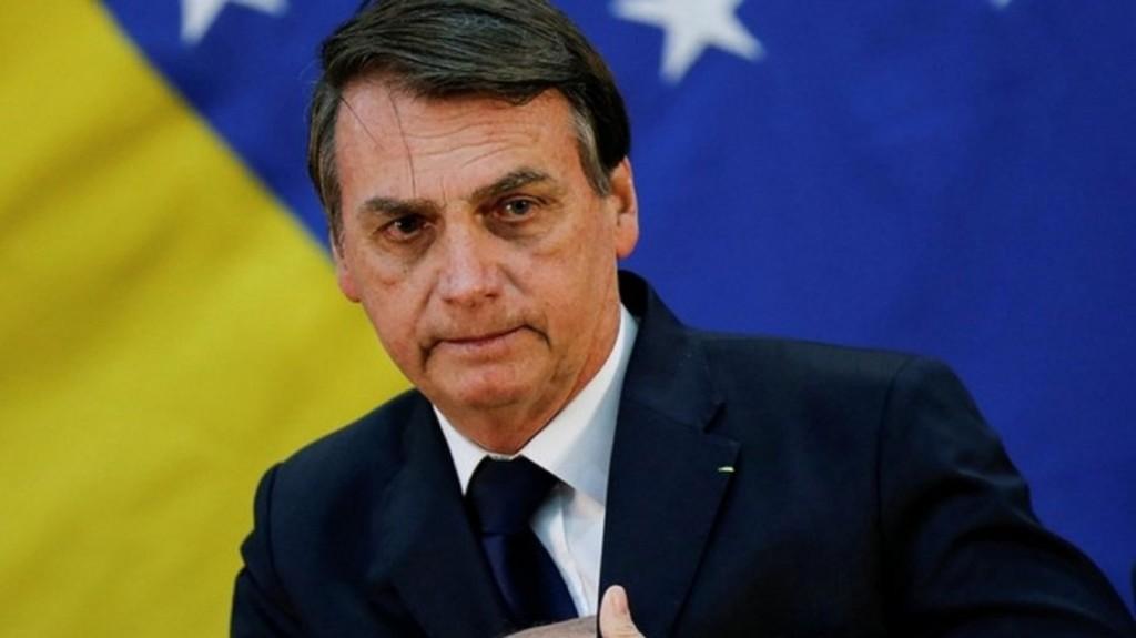 Jair Bolsonaro criticó a Alberto Fernández por su visita a Lula