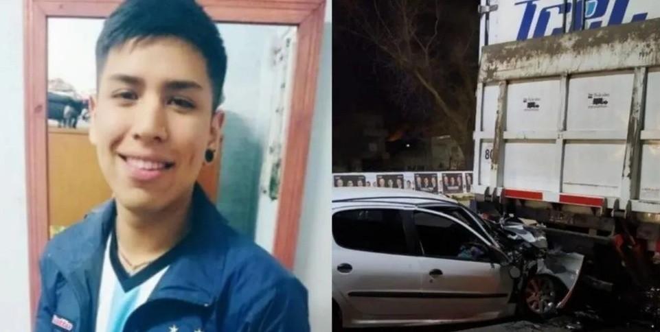 El conductor del choque fatal de Quilmes tuvo una leve mejoría