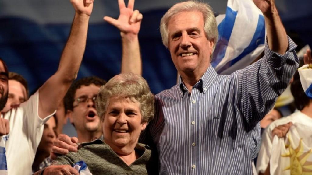 Uruguay: murió María Auxiliadora Delgado, esposa del presidente Tabaré Vázquez