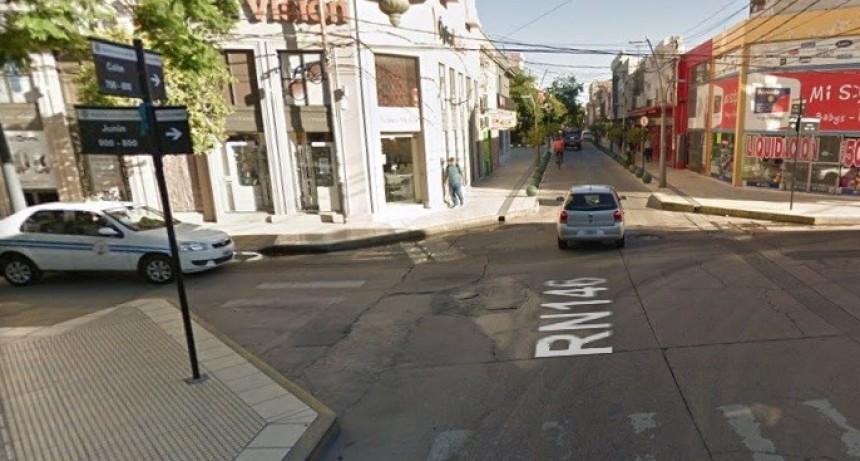 Por el comienzo de obras cortarán varias calles del centro puntano