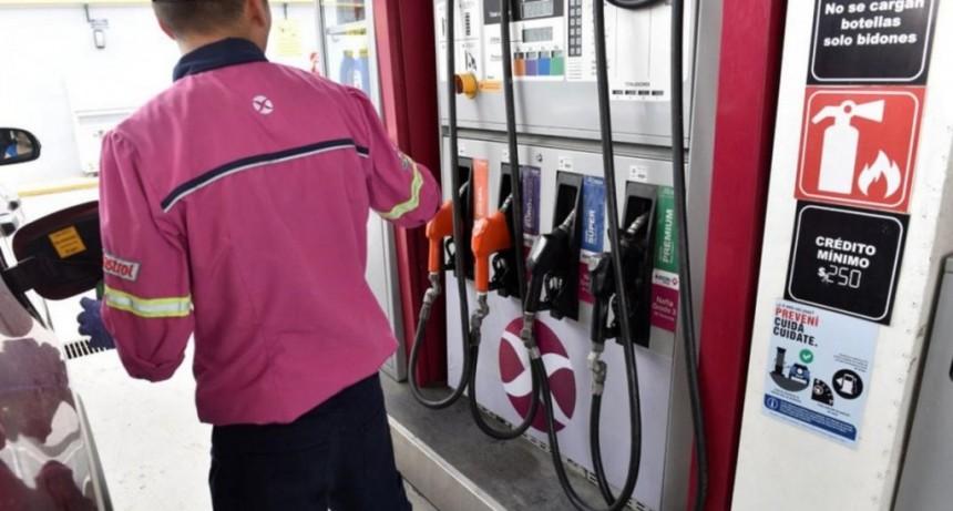 Axion aumentó sus naftas un 2,5% en promedio