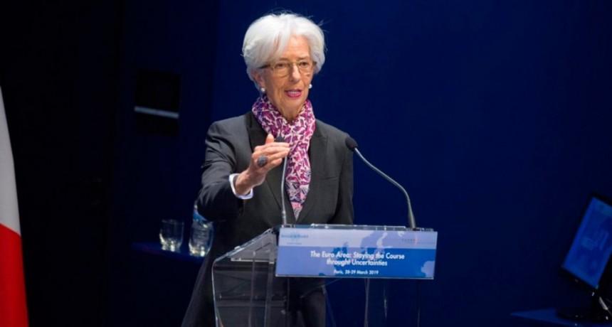 Christine Lagarde deja el FMI para conducir el Banco Central Europeo