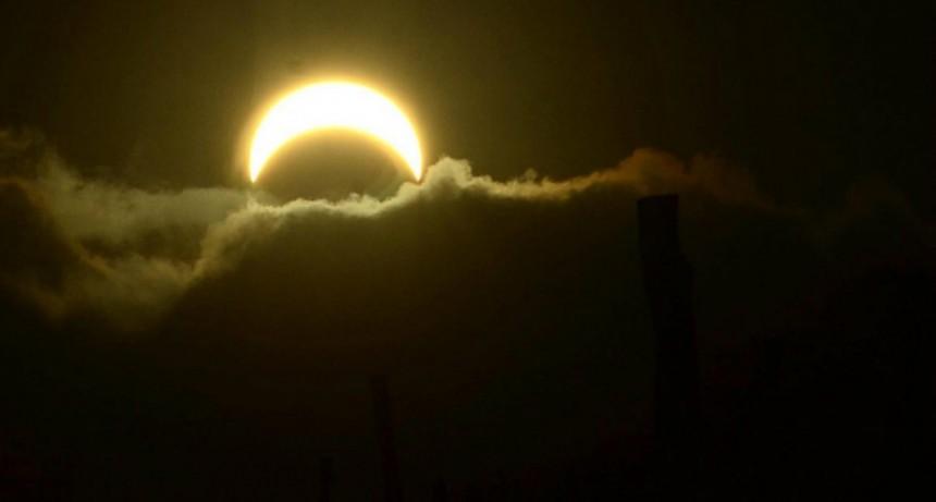 El próximo eclipse total del Sol será en 2020 y se verá en la Patagonia